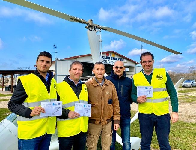 pilota drone in sicilia