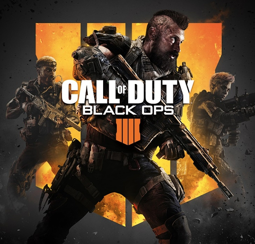 Call of Duty Black Ops 2018
