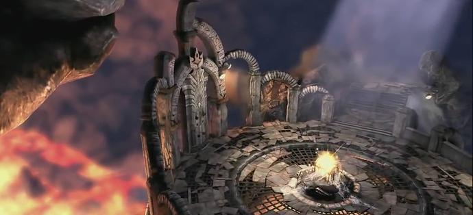 Infinity Blade 4 Unreal Engine