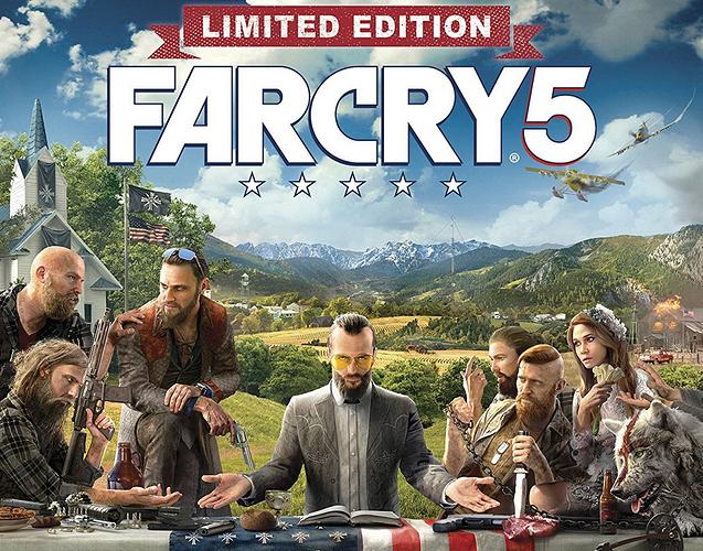 Far Cry 5 Avventura dinamica