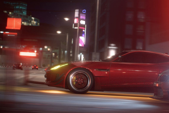 Classe Corsa in Need for Speed Payback