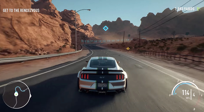 Requisiti Need for Speed Payback