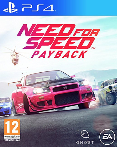 Need for speed payback per PS4