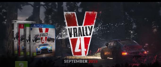 V-Rally 4 2018
